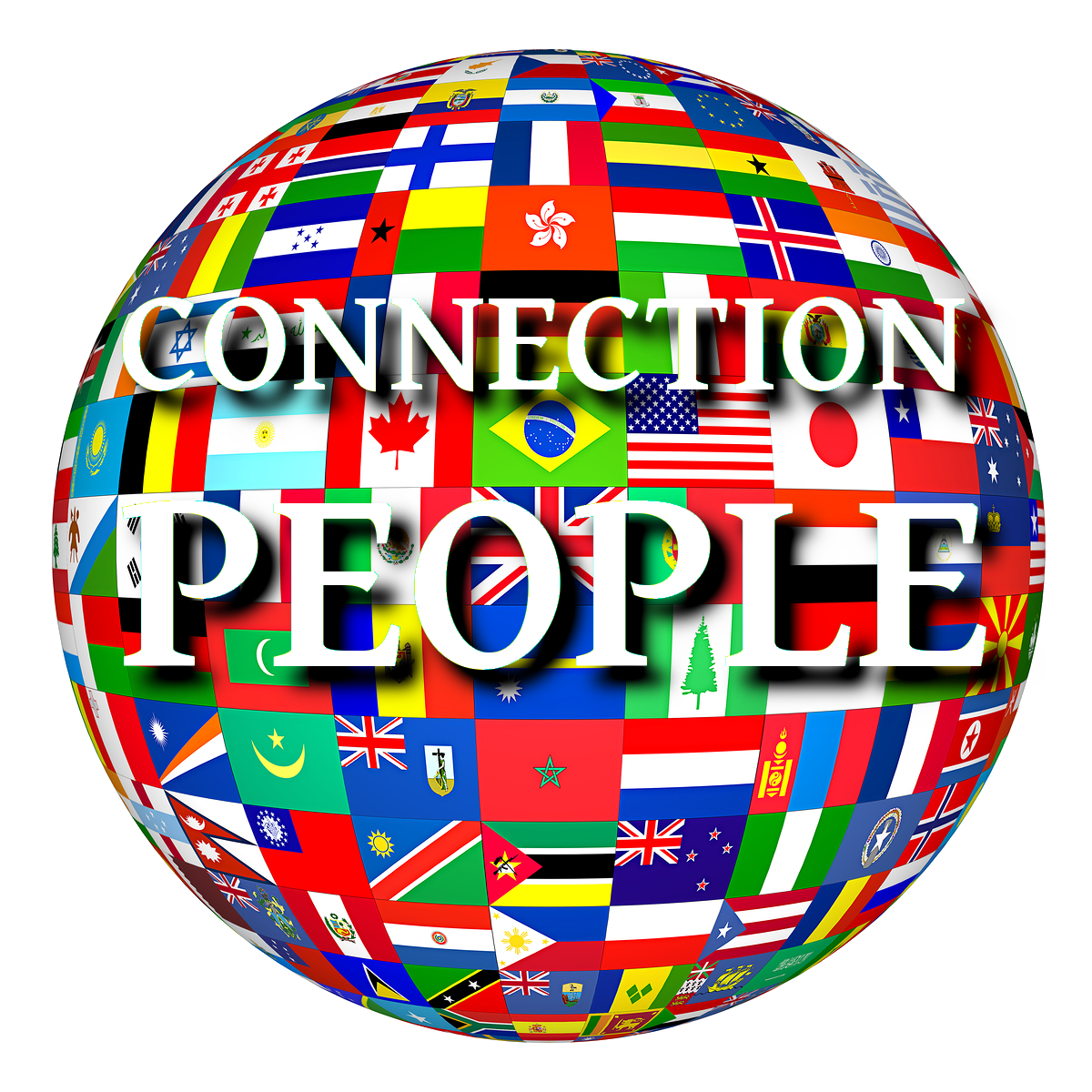 logo connection people