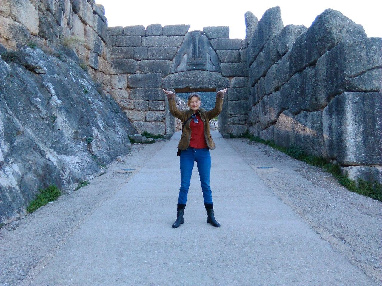 Афина Эллиниади Археолог
