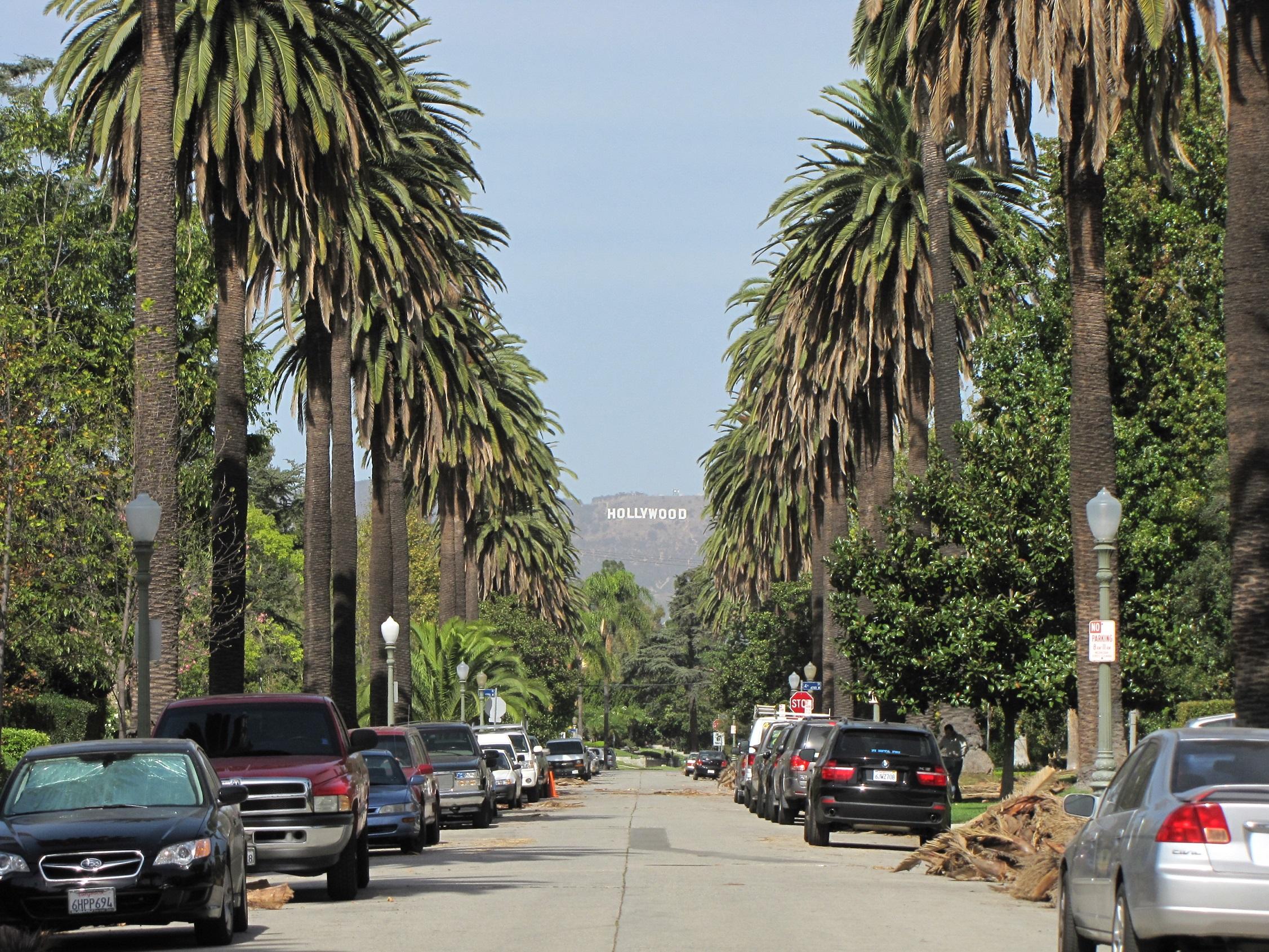 Лос-Анджелес - Гранд тур - 8 часов