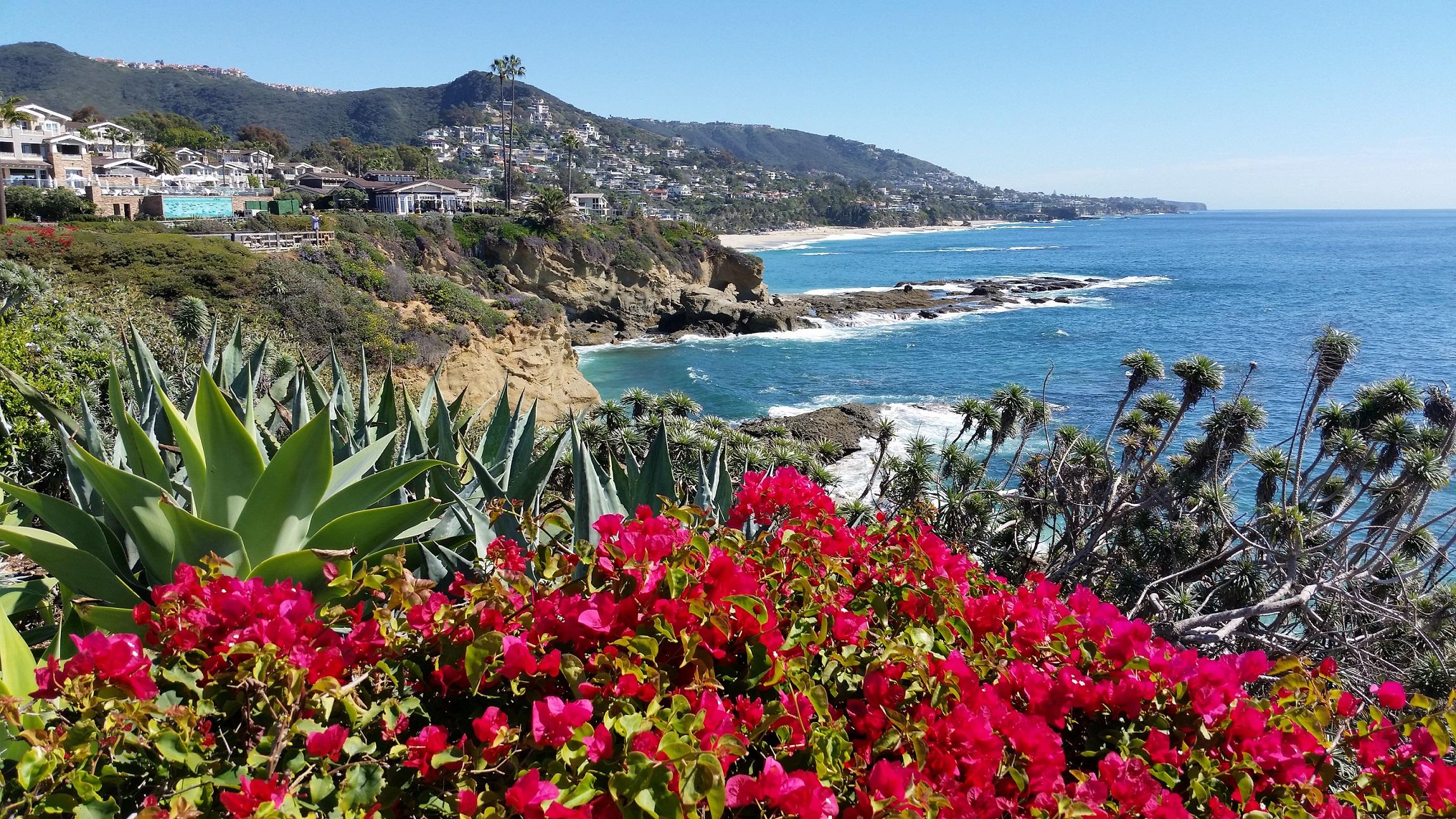 Лазурное побережье и Острова Южной Калифорнии