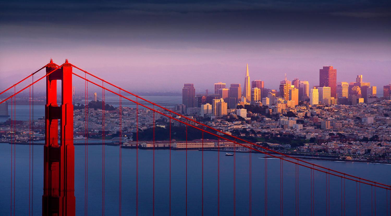 Экскурсия по Сан-Франциско