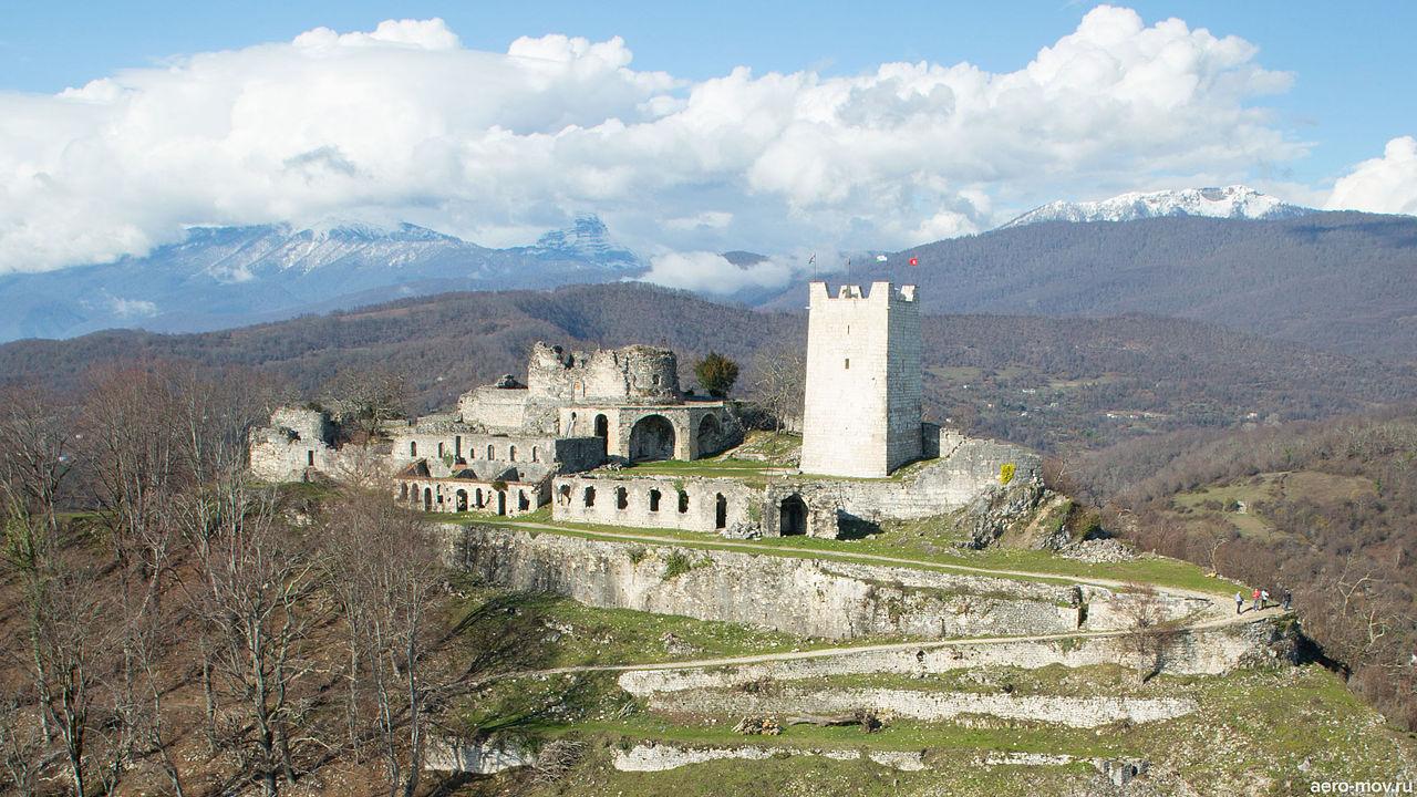 Анакопийская крепость (Абхазия)
