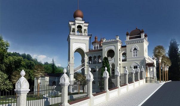 Вилла Алоизи (Абхазия) - Экскурсии, Гиды, Туры