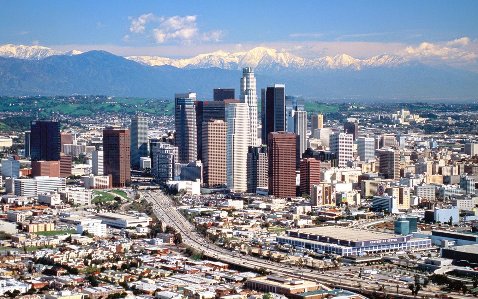 Лос-Анджелес — город американской мечты!