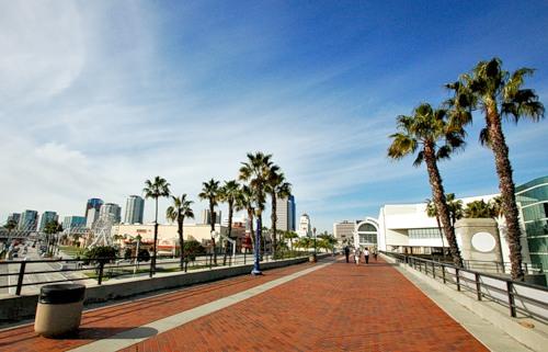 Экскурсия в Лонг бич, Лос-Анджелес