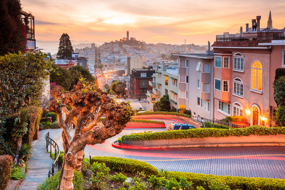 Сан-Франциско — экспресс