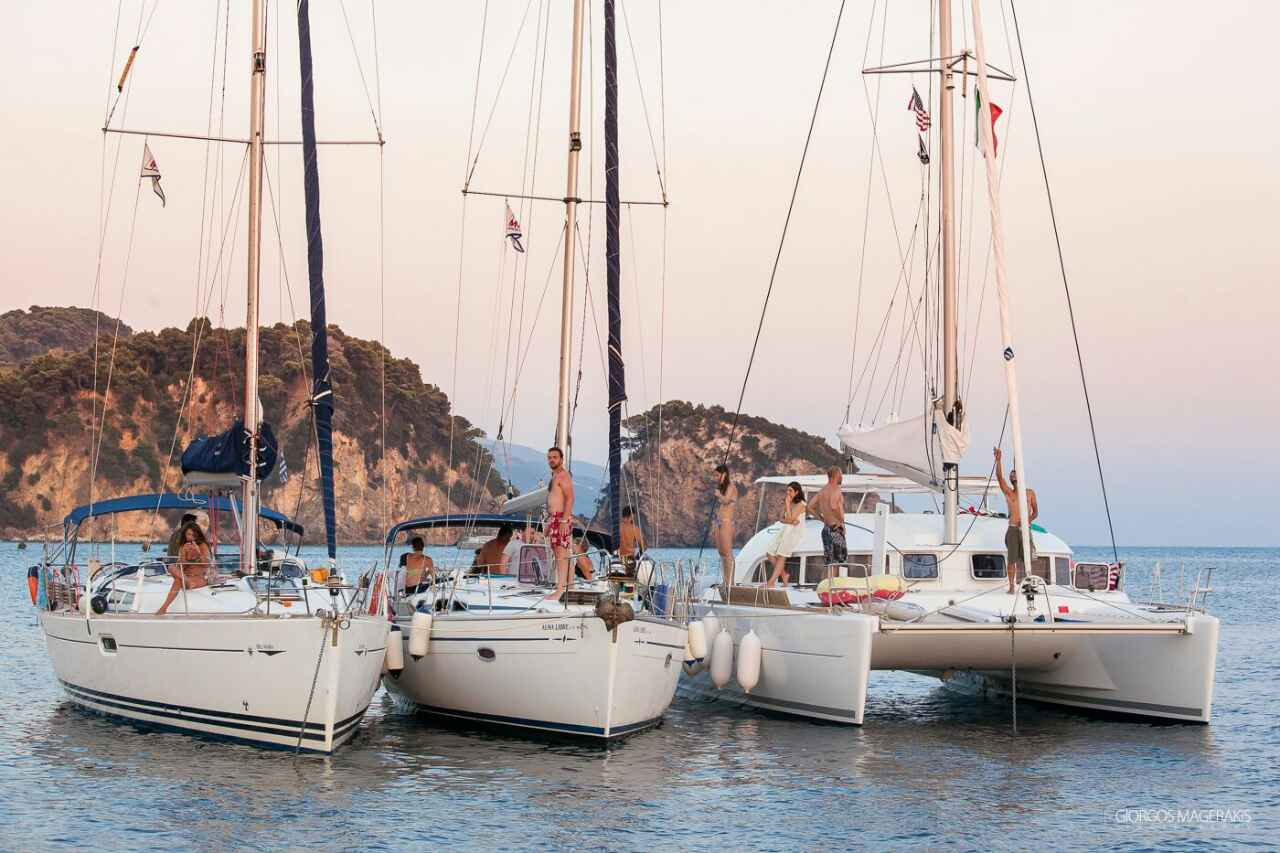 6 островов за 7 дней на яхте по адекватной цене!!!
