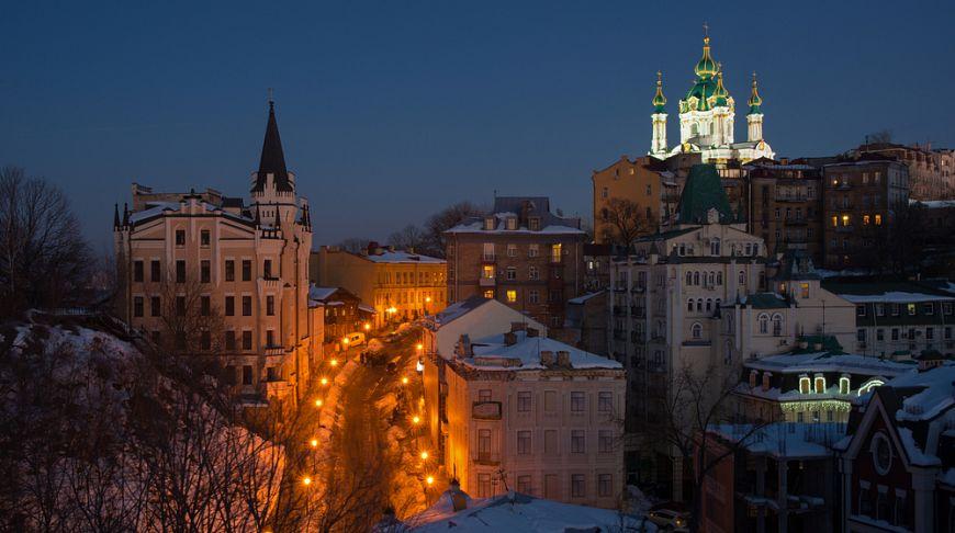 Семь чудес Киева...